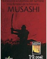Presentación de la trilogía Musashi en la Casa del Libro