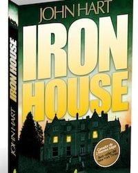¿Quieres ser el primero en leer IRON HOUSE, el thriller de este otoño?