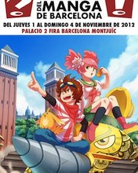 El Salón del Manga de Barcelona bate su récord con 112.000 visitantes