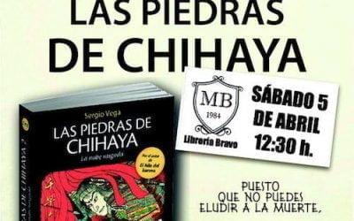 'ÄòLas piedras de Chihaya'Äô en Librería Bravo