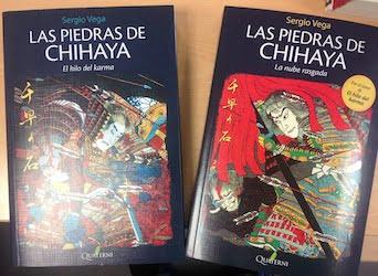 Presentaciones Las Piedras de Chihaya