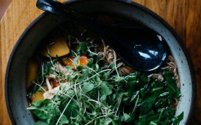 Diez delicias de la gastronomía japonesa
