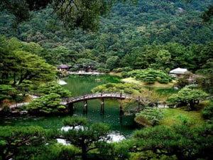 Los caminos de Japón