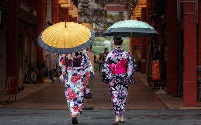 Las 'geishas': belleza y misterio nipón