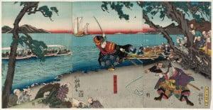 Miyamoto Musashi, un guerrero legendario
