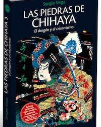 Las piedras de Chihaya. El dragón y el crisantemo