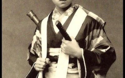 Mujeres guerreras, mujeres samuráis