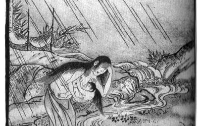 Toriyama Sekien, el dibujante de monstruos