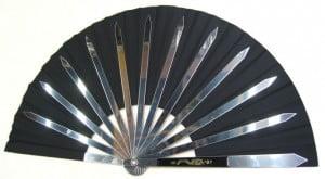 Las armas de los samuráis