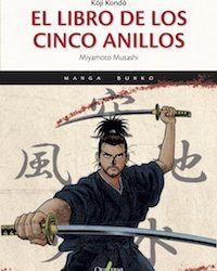 EL LIBRO DE LOS CINCO ANILLOS manga