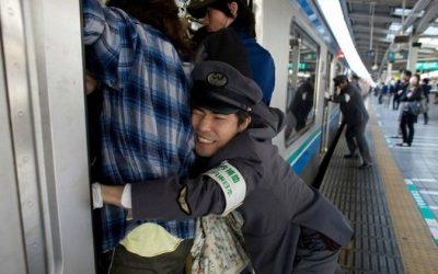 5 costumbres raras que te encontrarás en Japón