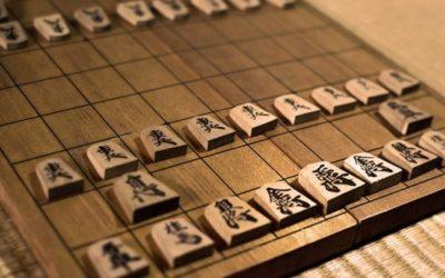 El 'Shōgi': auténtica estrategia japonesa