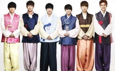 Hanbok, el vestido tradicional coreano