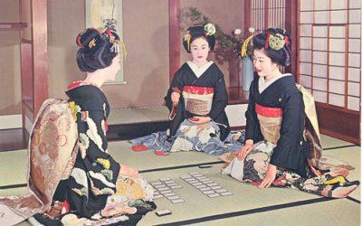 Karuta, el deporte poético