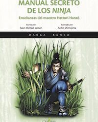 MANUAL SECRETO DE LOS NINJA manga