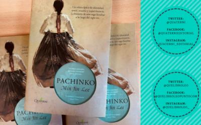 Sorteo de 3 ejemplares de Pachinko