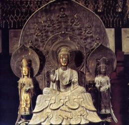 Tori Busshi, el escultor del periodo Asuka.