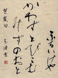 El Haiku, la vida
