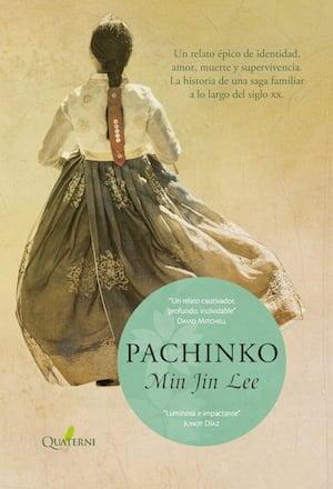 Pachinko. La historia de una saga familiar en el Japón del siglo XX.